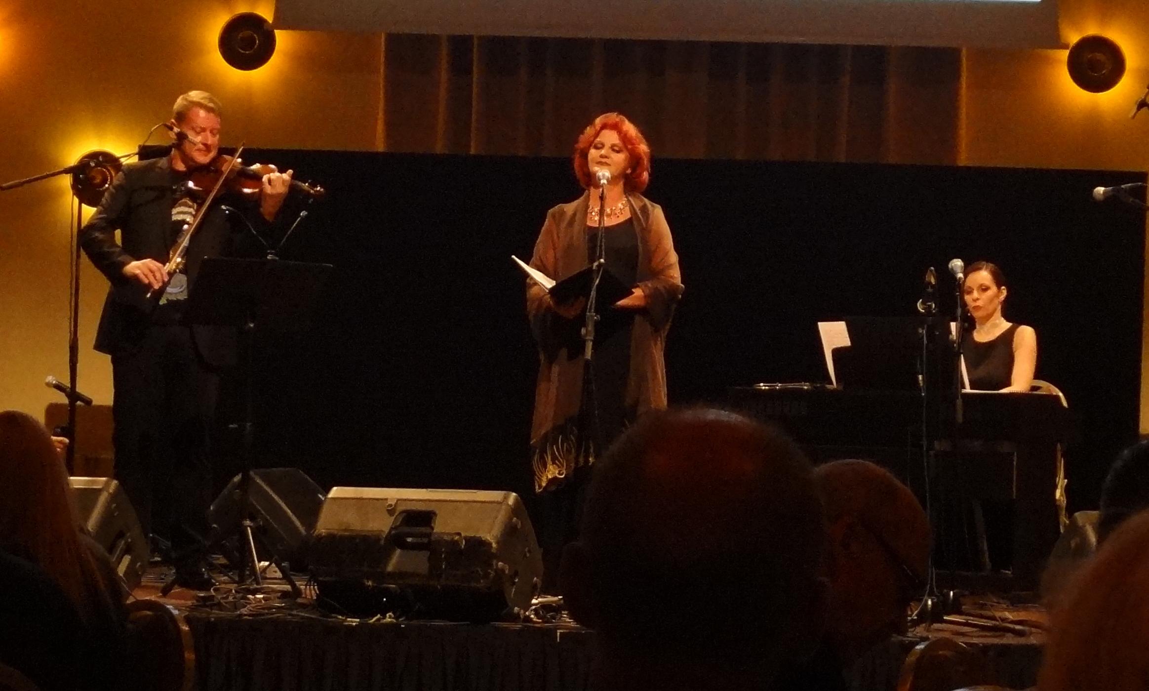 Benefit Concert in Ljubljana