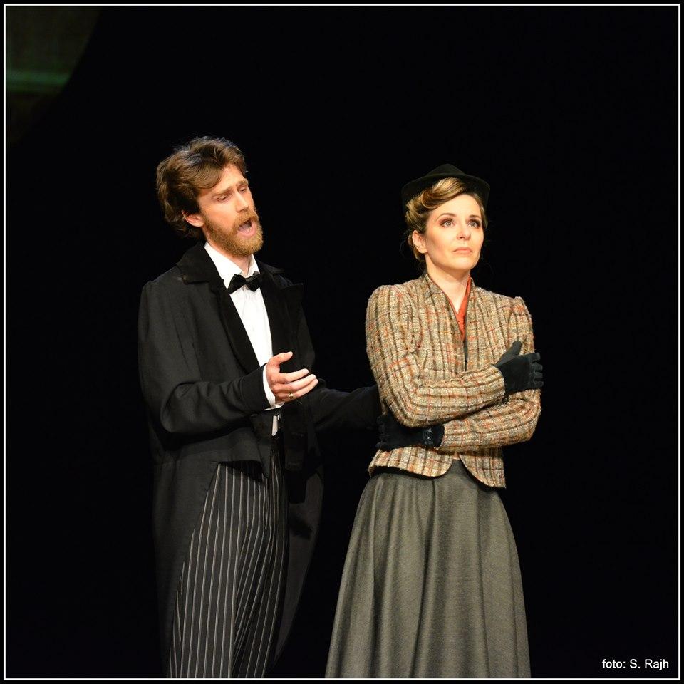 Katja and Mr. Dobrovik (Jernej Luketič)